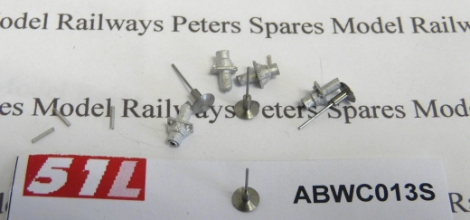 51l-abwc013s-sprung-short-oleo-buffers-13-433mm-head-145mm-shank-pk4-oo-gauge