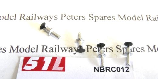 51l-nbrc012-north-british-railway-spencer-4-bolt-wagon-buffers-pk4-oo-gauge