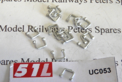 51l-uc053-bolster-wagon-shackles-square-end-pk16-oo-gauge