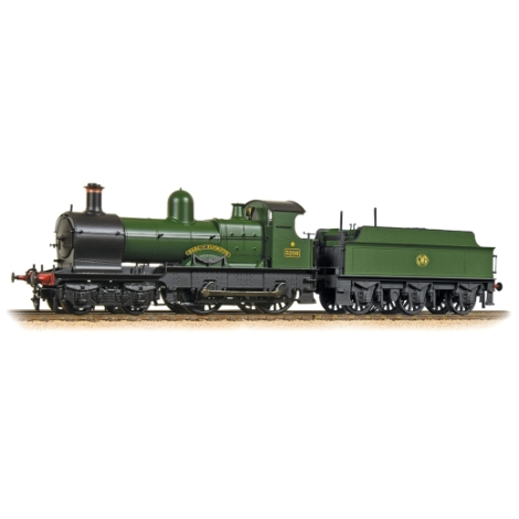 bachmann-31090ds-3200-earl-class-no-3206-earl-of-plymouth-gwr-green-dcc-sound-fitted-oo-gauge