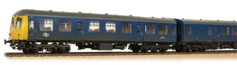 bachmann-31325a-class-105-2-car-dmu-br-blue-yellow-ends-weathered-oo-gauge