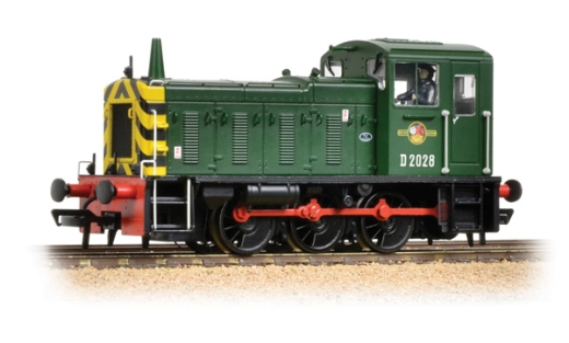 bachmann-31361b-class-03-d2028-br-green-with-wasp-stripes-oo-gauge