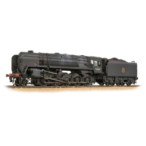 bachmann-32852a-br-standard-9f-with-br1f-tender-92069-br-black-early-emblem-weathered-00-gauge