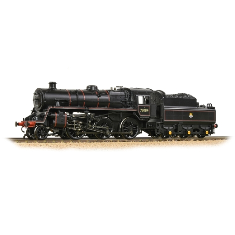 bachmann-32954a-br-standard-4mt-with-br2a-tender-76084-br-lined-black-early-emblem-00-gauge