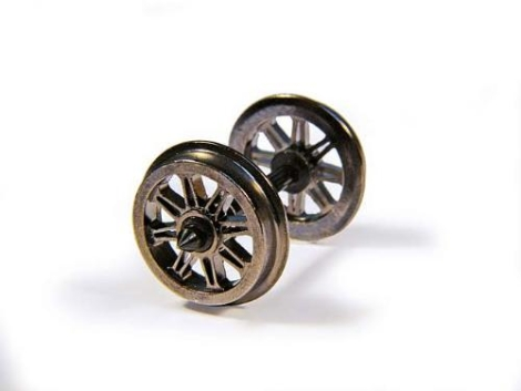 bachmann-36028-metal-split-spoked-wagon-wheels-126mm-pk10