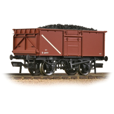 bachmann-37256a-br-16t-steel-mineral-wagon-br-bauxite-early-includes-wagon-load-00-gauge