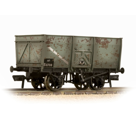 bachmann-37425b-16t-steel-slopesided-mineral-wagon-br-grey-early-weathered-00-gauge