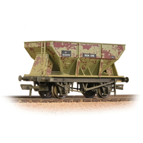 bachmann-37508a-24t-ore-hopper-br-grey-early-weathered-00-gauge