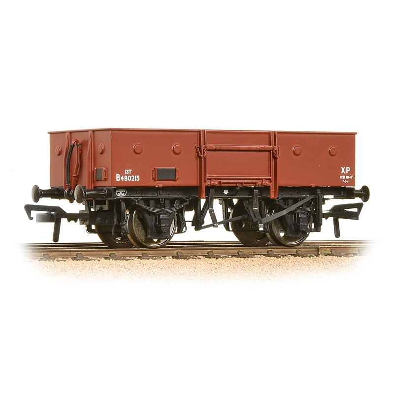 bachmann-38326a-13-ton-high-sided-steel-wagon-br-bauxite-late-oo-gauge