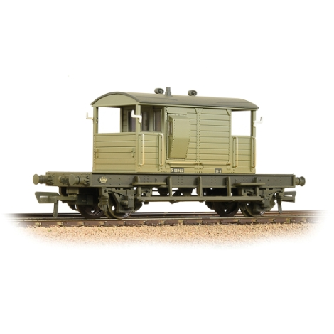 bachmann-38401b-sr-25t-pill-box-brake-van-lefthand-duckets-br-grey-early-weathered-00-gauge
