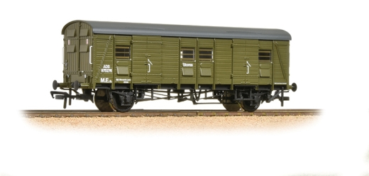 bachmann-39529-exsouthern-cct-covered-carriage-truck-departmental-green-oo-gauge