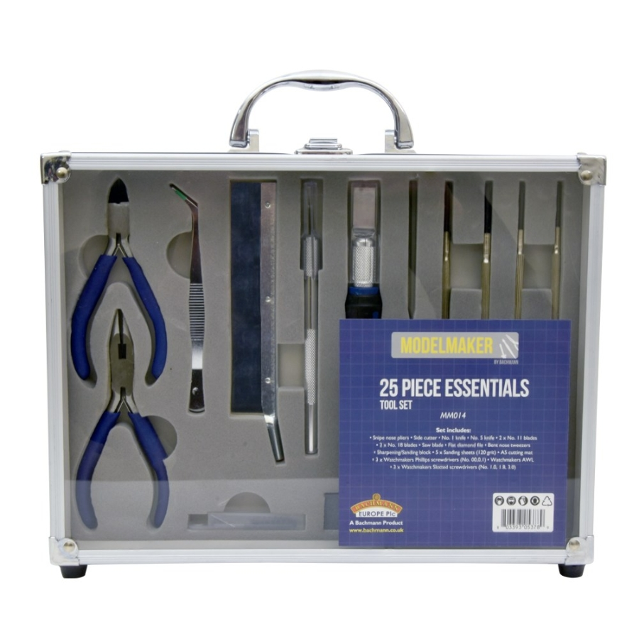 bachmann-modelmaker-mm014-25-piece-essential-tool-set