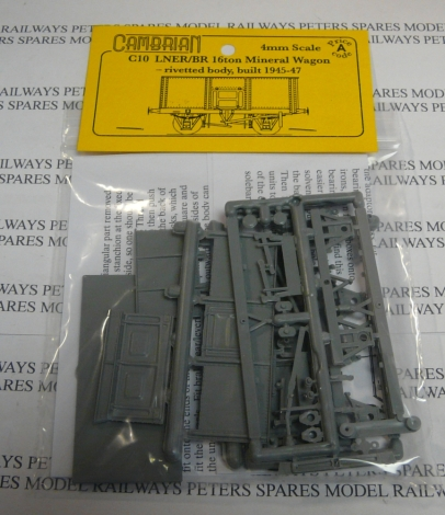 cambrian-c10-lner-16t-mineral-wagon-plastic-kit-oo-gauge