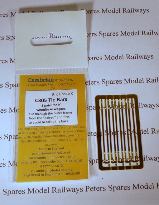 cambrian-c305-tie-bars-5-pairs-for-9-wheelbase-wagons-oo-gauge