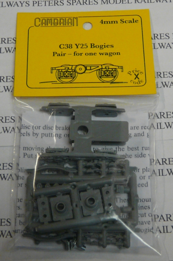 cambrian-c38-y25-bogies-pair-plastic-kit-oo-gauge