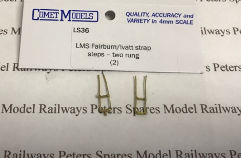comet-models-ls36-lms-fairburn-ivatt-strap-steps-two-rung-pk2-oo-gauge
