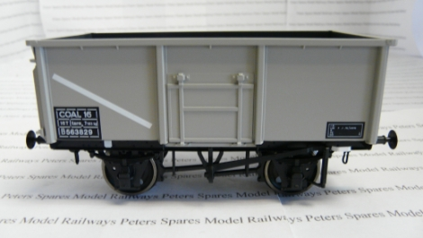 dapol-7f030005-16t-steel-mineral-wagon-diagram-108-b563823-br-grey-o-gauge