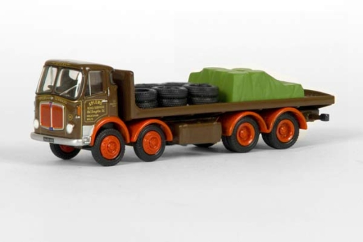 efe-34403-aec-mkv-flatbed-lorry-spiers-of-melksham-oo-gauge