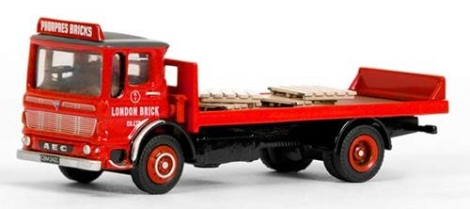efe-37602-aec-ergomatic-2-axle-flatbed-london-brick-co-phorpres-bricks-lorry-oo-gauge