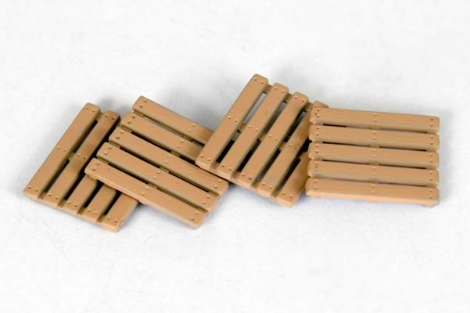 efe-99615-wooden-pallets-oo-gauge-pack-of-4
