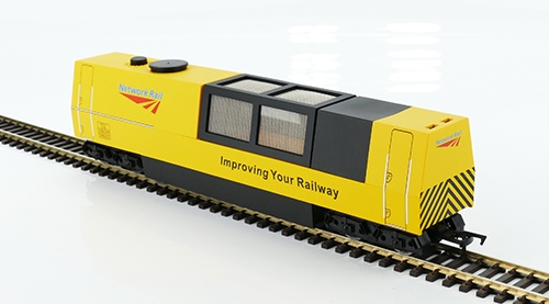gaugemaster-collection-gm4210101-network-rail-track-cleaning-vehicle-oo-gauge