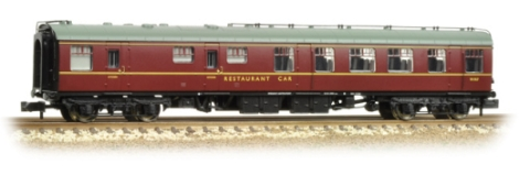 graham-farish-374121a-br-mk1-ru-restaurant-car-maroon-n-gauge