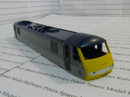 hornby-n17641-class-90-body-railfreight-grey-blue-no-fittings