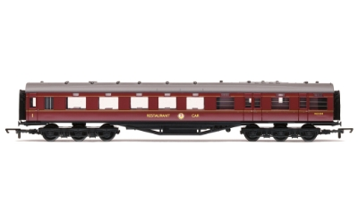 Hornby R4628 Railroad 00 Gauge Br Mk1 Second Open Coach