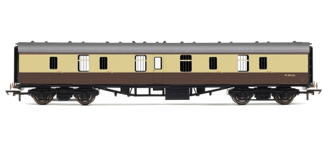 hornby-r4626-br-chocolate-cream-mk1-parcels-coach-oo-gauge