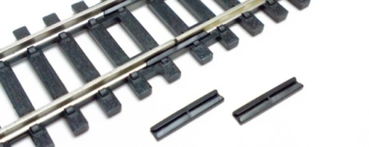 hornby-r920-insulated-plastic-rail-joiners-pk12-fits-peco-lima-oo-gauge