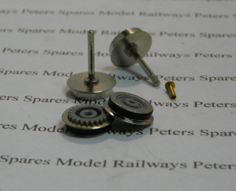 hornby-x6023-ringfield-3-pole-small-wheels-axles-wheel-pin-tyres-for-x941-x942-motors