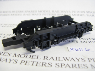 Hornby X6157 Castle Class Loco Front Bogie Assembly