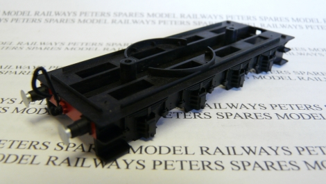 hornby-x6658-class-p2-cock-o-the-north-tender-chassis-assembly