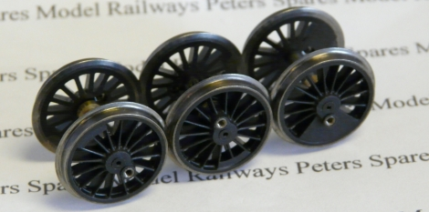 hornby-x6942-drummond-700-loco-driving-wheel-set