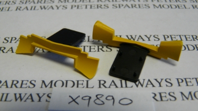 X9882 Hornby Spare Complete Drive Unit for Class 153