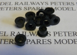 Peters Spares PS19 Triang Hornby S5065 Replacement Wheel Bush (Pk10)