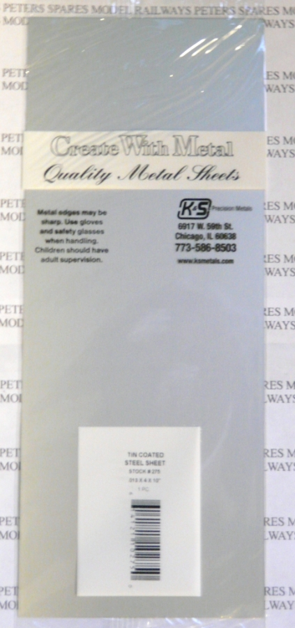 ks-275-013-033-x-1016w-x-254lmm-tin-sheet-metal-pk1
