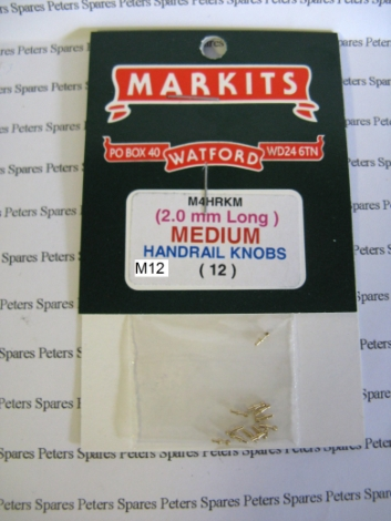 markits-m12-m4hrkm-20mm-long-medium-handrail-knobs-pk12-turned-brass