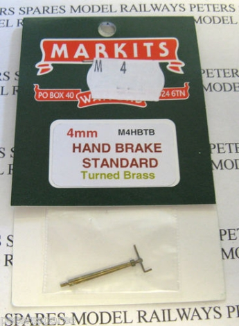 markits-m4-m4hbtb-hand-brake-standard-turned-brass