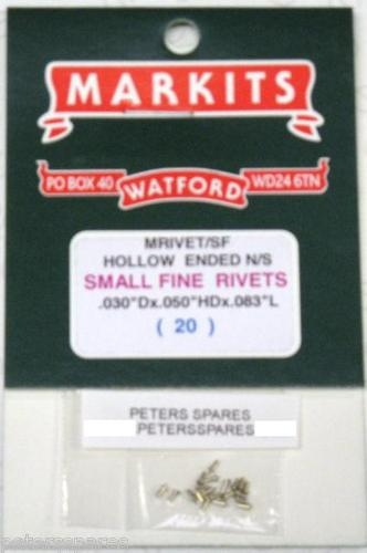 markits-m87-mcrivetsf-4mm-scale-hollow-ended-sf-rivets-030dx050hdx083l
