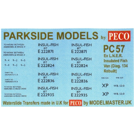 modelmaster-mmpc57-ex-lner-fish-van-insulated-transfers-parkside-pc57-oo-gauge