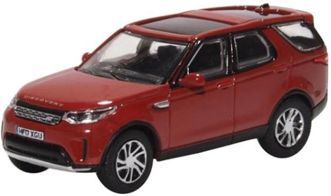 oxford-diecast-76dis5003-land-rover-discovery-5-firenze-red-oo-gauge