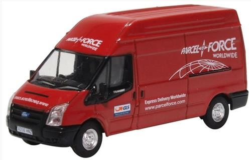 oxford-diecast-76ft034-ford-transit-mkv-parcelforce-oo-gauge