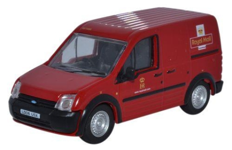 oxford-diecast-76ftc001-ford-transit-connect-royal-mail-oo-gauge