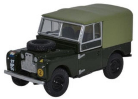 oxford-diecast-76lan188020-land-rover-series-1-88-canvas-reme-oo-gauge