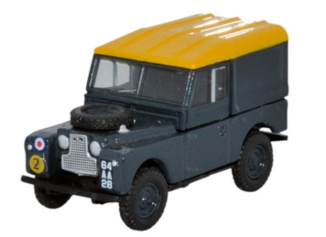 oxford-diecast-76lan188021-land-rover-series-1-88-hard-back-raf-oo-gauge
