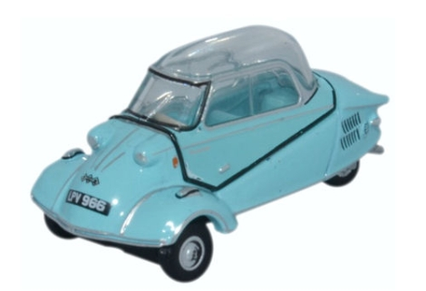 oxford-diecast-76mbc004-messerschmitt-kr200-bubble-top-light-blue-oo-gauge