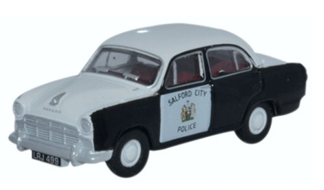 oxford-diecast-76mo006-morris-oxford-salford-city-police-oo-gauge
