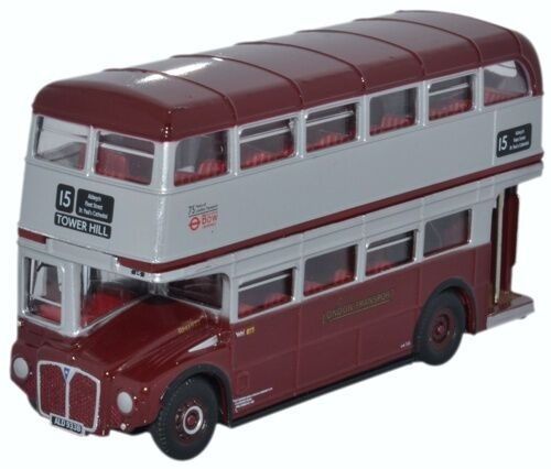 oxford-diecast-76rm112-routemaster-london-transport-bow-centenary-oo-gauge