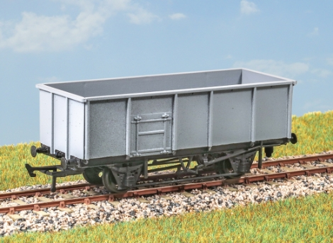 parkside-models-pc32-br-21t-mineral-wagon-1977-rebuilt-kit-oo-gauge